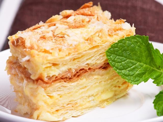 Рецепты блюд из слоеного теста с фото