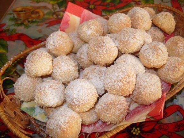 Печенье с посыпкой в мультиварке