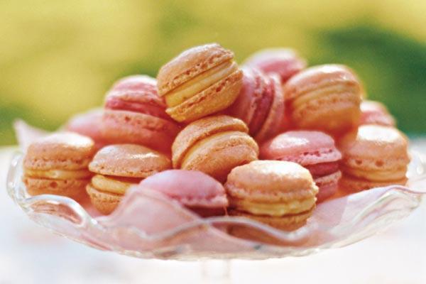 Десерты из Франции