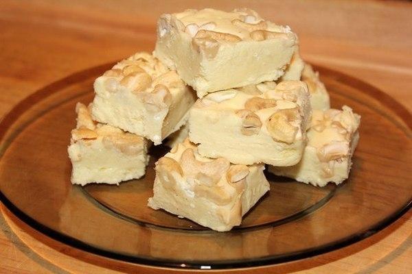 Низкокалорийный десерт из Индии - помадка
