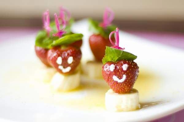 Детские десерты - просто и необычайно вкусно!