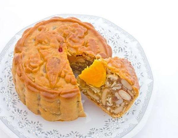 Лунное печенье - лучшие китайские десерты