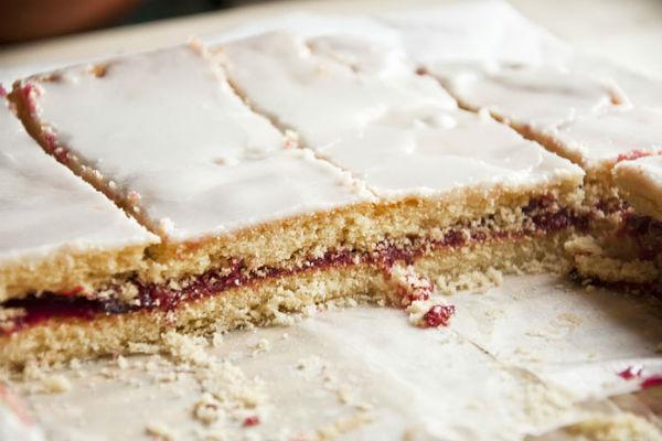 Классический рецепт школьного печенья