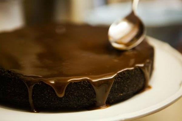 Ганаш для торта