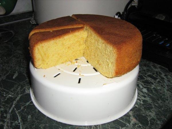 Как просто приготовить апельсиновый пирог?