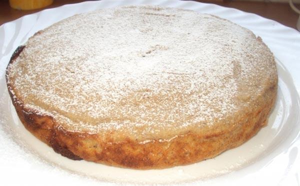 Сегодня на десерт - свежайший банановый кекс.