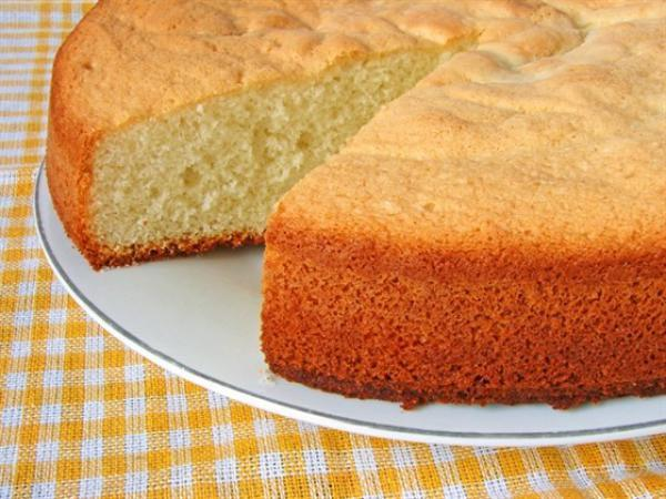 Бисквитный корж ) Будем готовить торт!