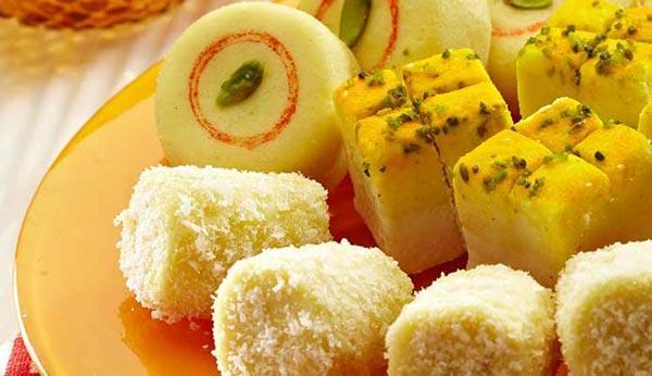 Индийские десерты дома - приготовим сандеш