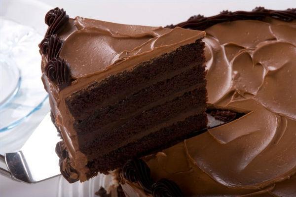 Шоколад для пирожного