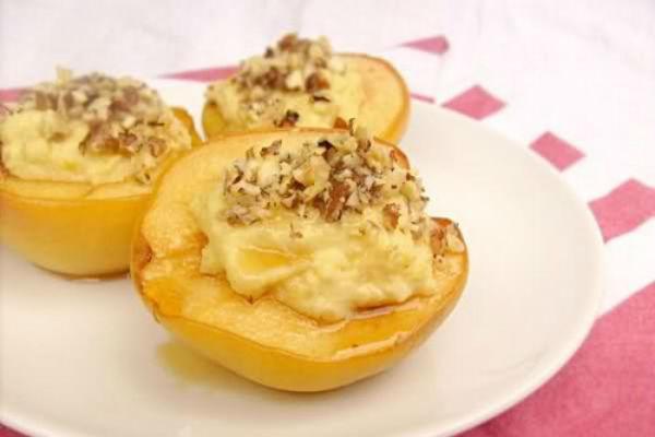 десерт из айвы рецепт