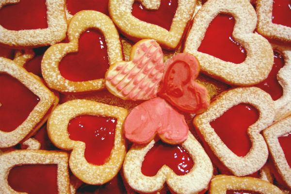 Печенье «Сердце»