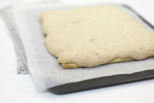 Процесс приготовления краковского пирожного