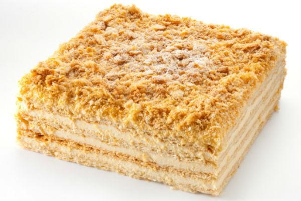 Самый лучший рецепт торта Наполеон 4