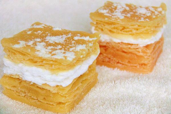 Самый лучший рецепт торта Наполеон 3