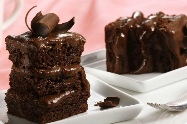 Брауни с шоколадом