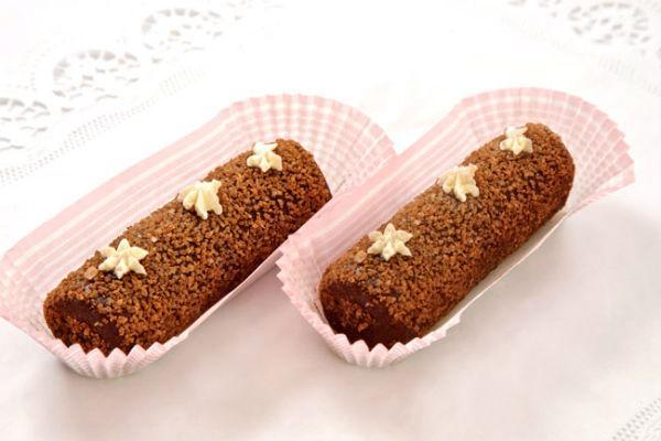 Пирожное Картошка из печенья 2