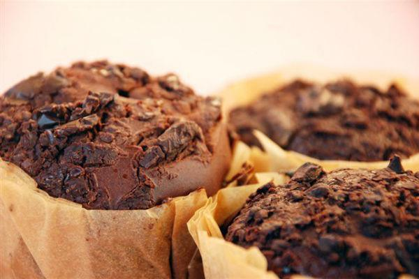 Маффины с шоколадной крошкой