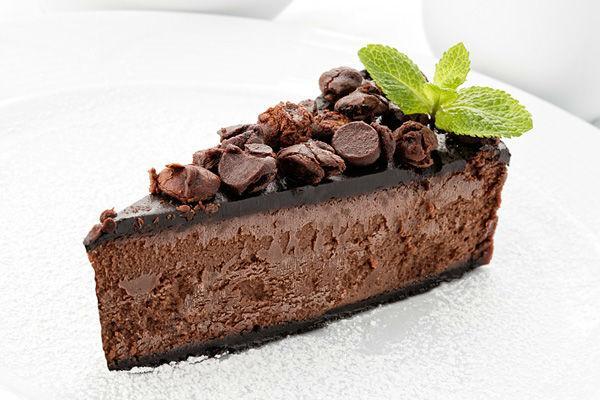 Шоколадный чизкейк 3