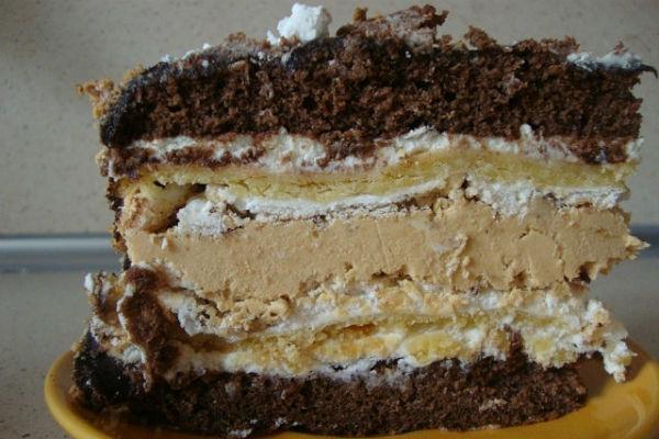 Торт Иней 2