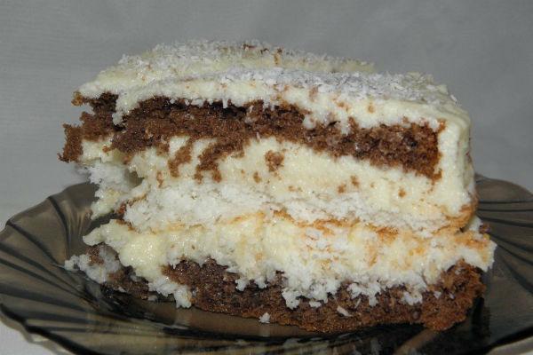 Торт Иней рецепт