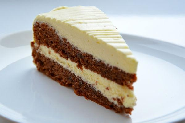 Торт Нутелла 2