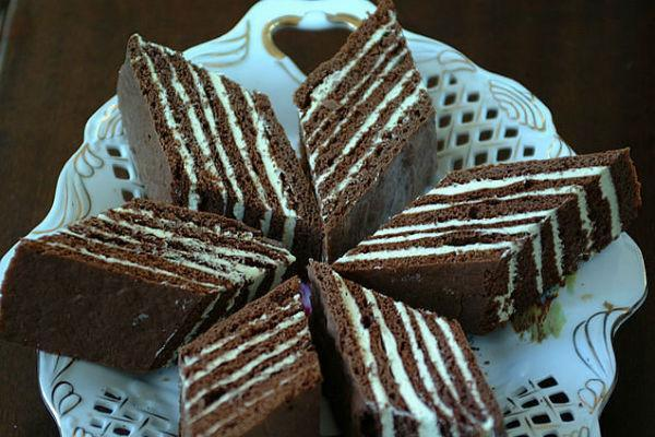 торт с нутелой рецепт
