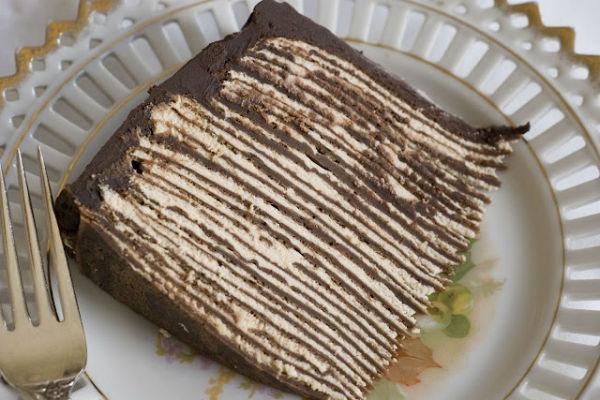 Торт Нутелла 3