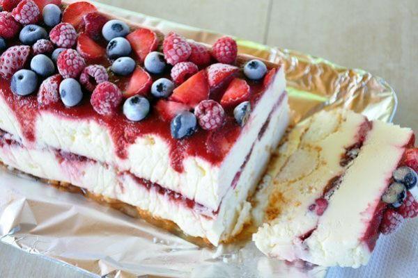 торт с мороженным рецепты с фото