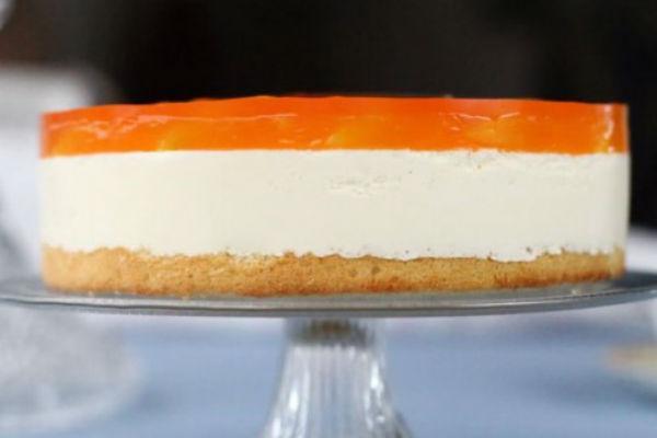 Рецепт творожного торта-суфле