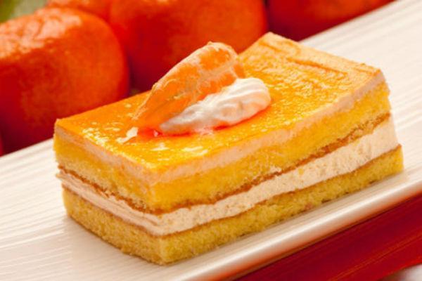 Апельсиновый десерт 3