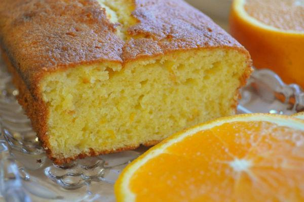 Апельсиновый кекс 3