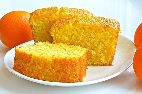 Апельсиновый кекс 2