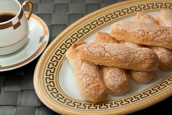 Бисквитное печенье рецепт с фото 3