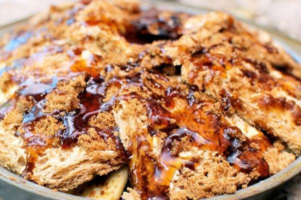 Десерт из хлеба 4
