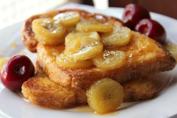 Десерт из хлеба 2