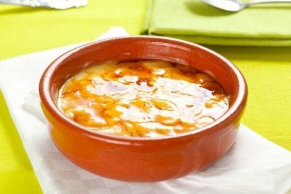 Десерт из желтков 3