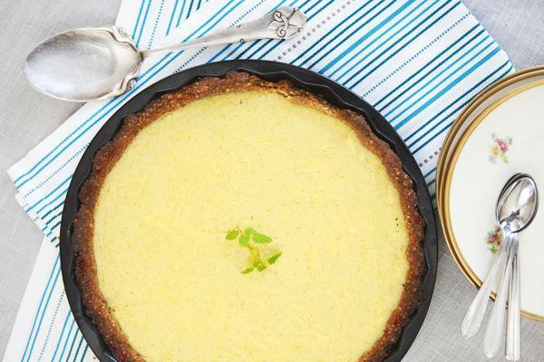 Десерт из желтков 5