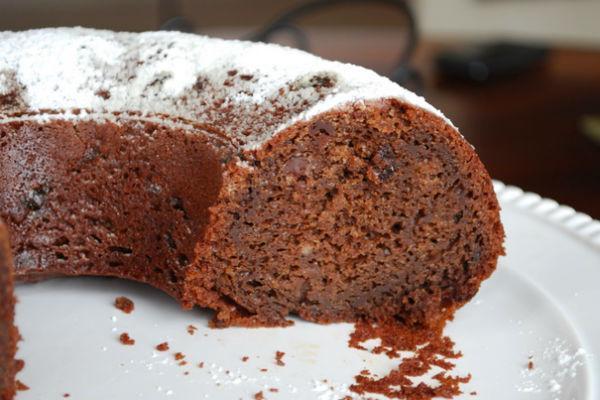 Кекс шоколадный 3