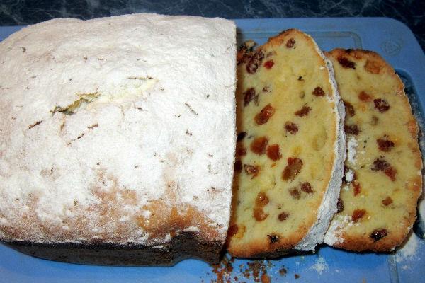 Кекс в хлебопечке рецепт 4