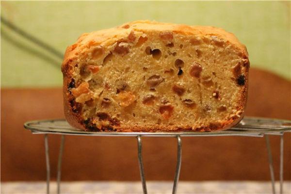 Кекс в хлебопечке рецепт 3