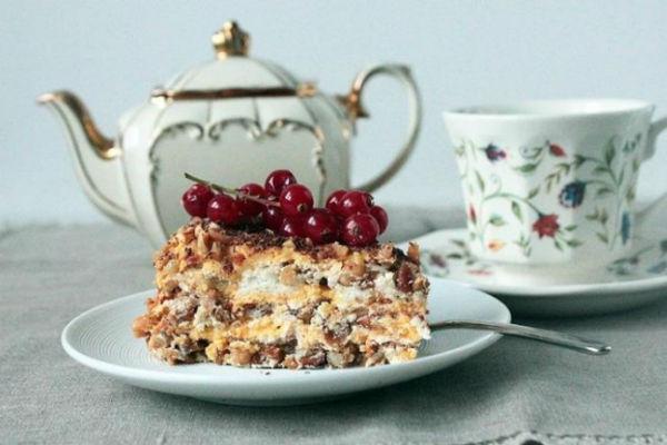 Киевский торт от Александра Селезнева 3