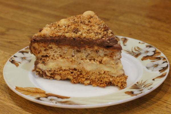 Киевский торт от Александра Селезнева 2