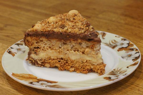 Киевский торт рецепт 4