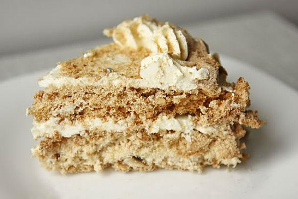 Киевский торт рецепт 2