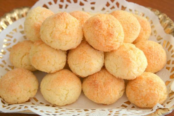Кокосовое печенье рецепт 2