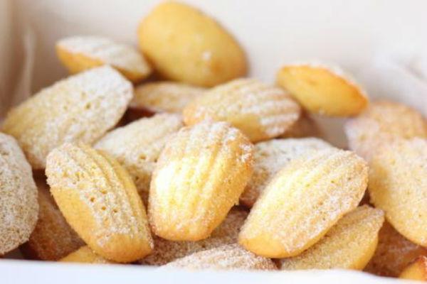 Мадлен печенье 4