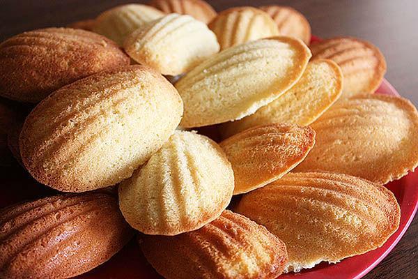 Мадлен печенье 3