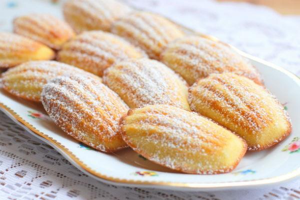 мадленки рецепт печенья