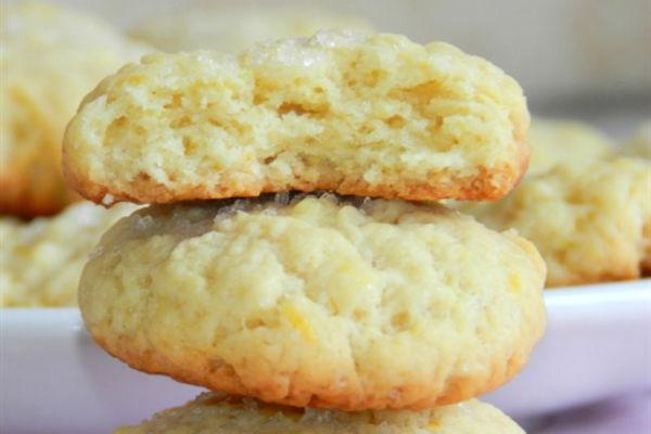 нежные домашние печенья,рецепты