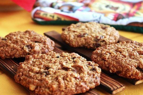 Овсяное печенье по Дюкану 3